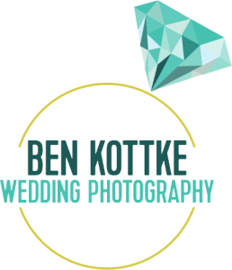 Ben Kottke Wedding Photography Logo